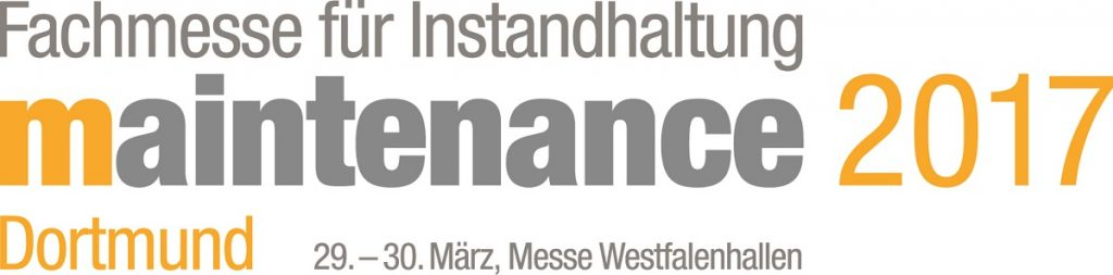 Logo maintenance 2017 Dortmund