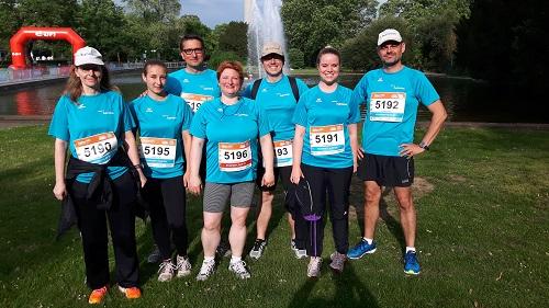 Läuferteam der it-motive