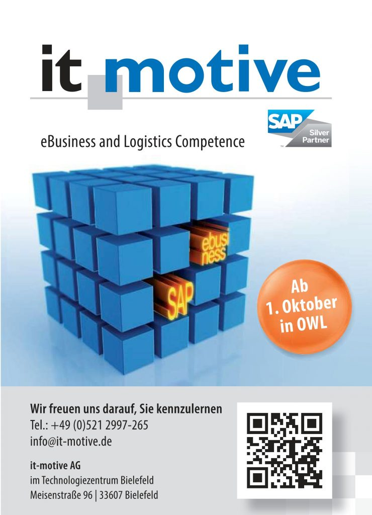 it-motive eBusiness and Logistics Competence