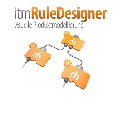 itmRuleDesigner für visuelle Produktmodellierung