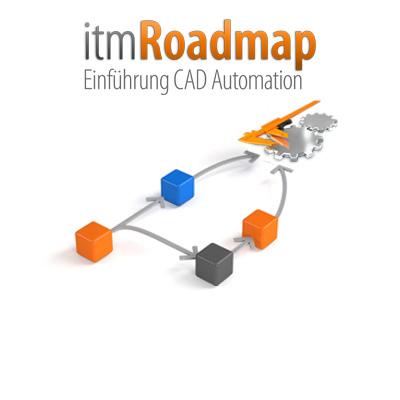 it-motive Roadmap CAD Einführung