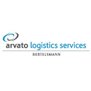 arvato logistics services Logo
