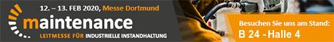 Maintenance Dortmund 2020