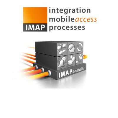 IMAP dient der Integration von heterogenen Systemlandschaften