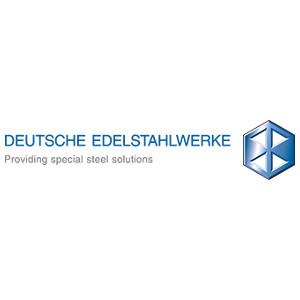 Deutsche Edelstahlwerke Logo