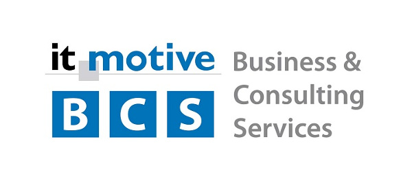 it-motive BCS Logo Business & Consulting Services