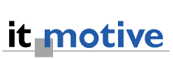 Das Logo der it-motive AG