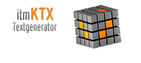 itmKTX Textgenerator