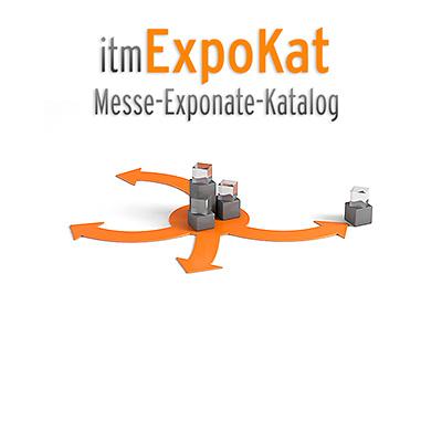 Katalog und Verwaltung für Messe-Exponate