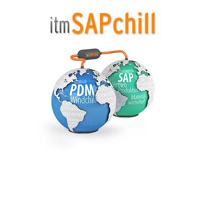 Schnittstelle zwischen SAP ERP und PDM-Welt