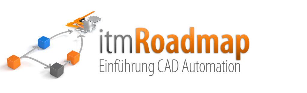 it-motive Roadmap Einführung CAD Automation