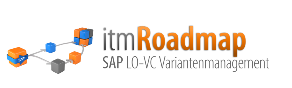 it-motive Roadmap SAP LO-VC Variantenmanagement Logo
