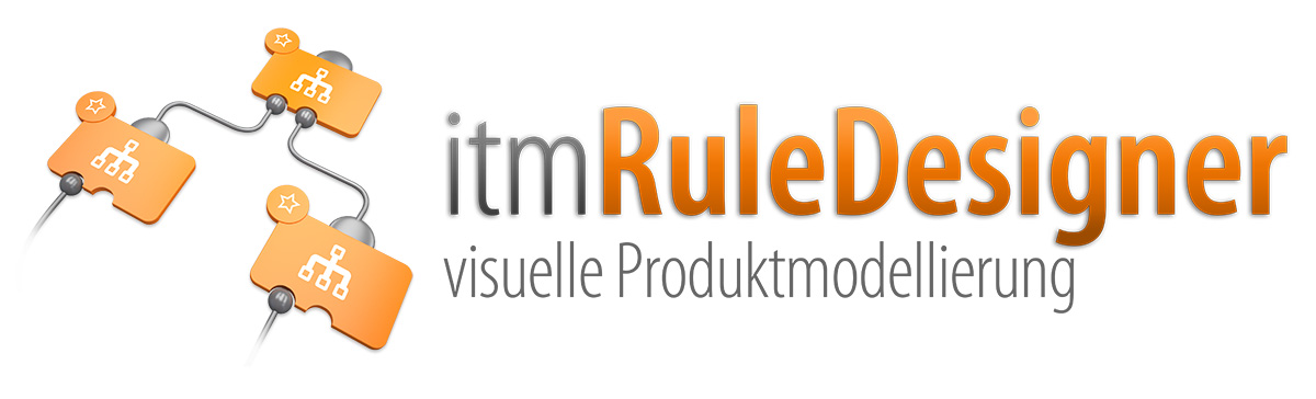 it-motive Rule Designer visuelle Produktmodellierung