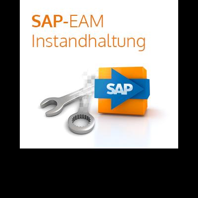 SAP EAM Instandhaltung Logo